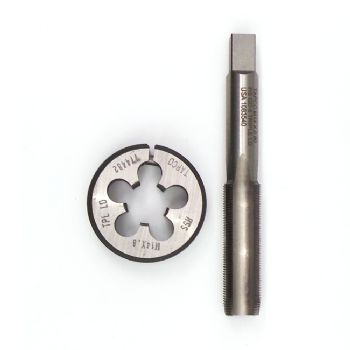 M15 x 0.8 - Triple lead die and intermediate tap